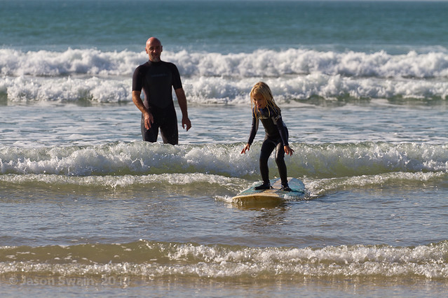 Learning to Surf #2