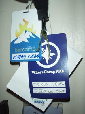 WhereCampPDX 2011