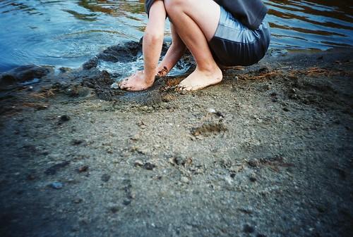 simon, glen lake by Amy Fichter