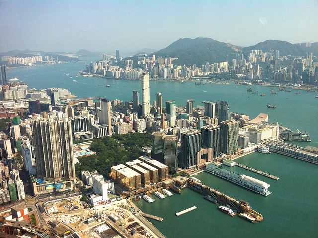 Hong Kong from 330mtrs
