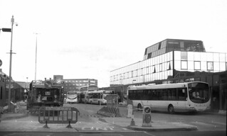 Bury Bus Station - Spring 2015 [YJ09FWY] | by barbirolli