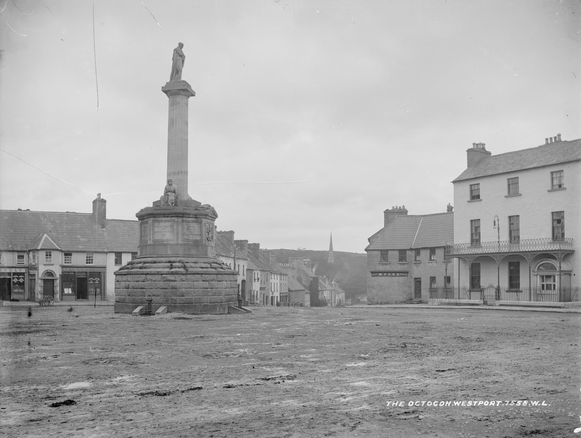 Octagon, Westport, County Mayo