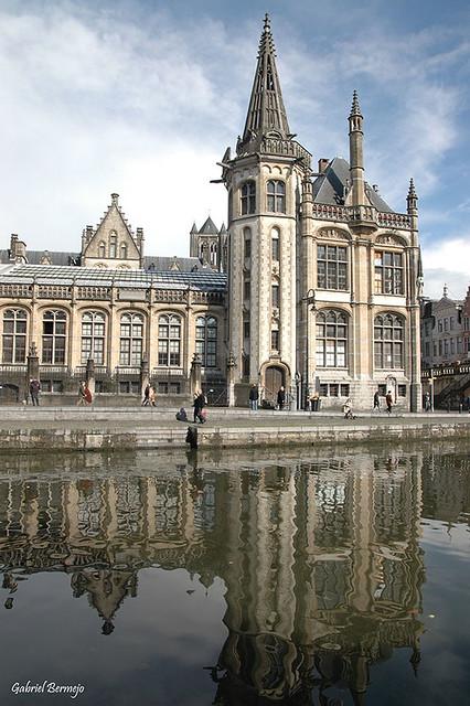 Gante y la belleza reflejada - Bélgica