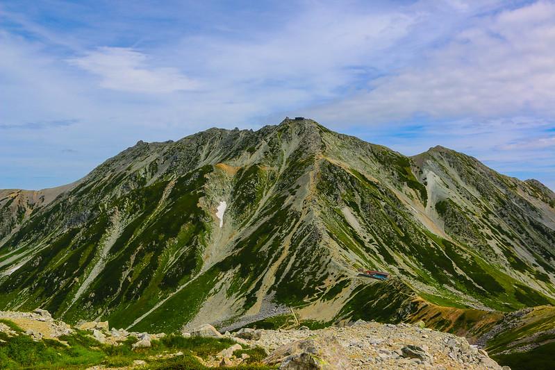 立山三山 浄土山