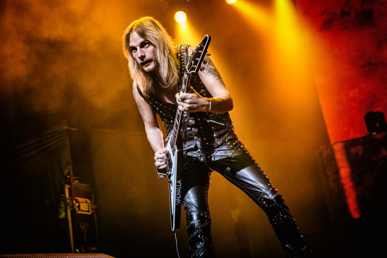 Judas Priest @ Vorst Nationaal 2015 (Bert Savels)