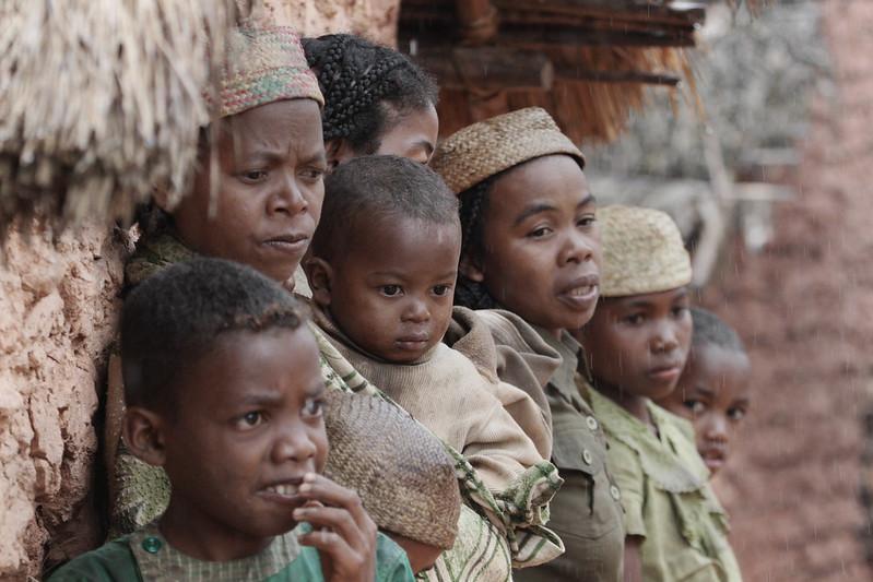 Humanitarian crisis in Madagascar