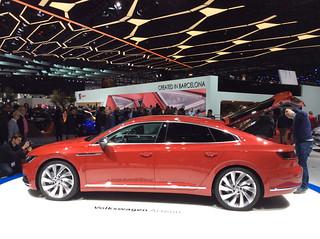 Volkswagen 2017 Arteon_4