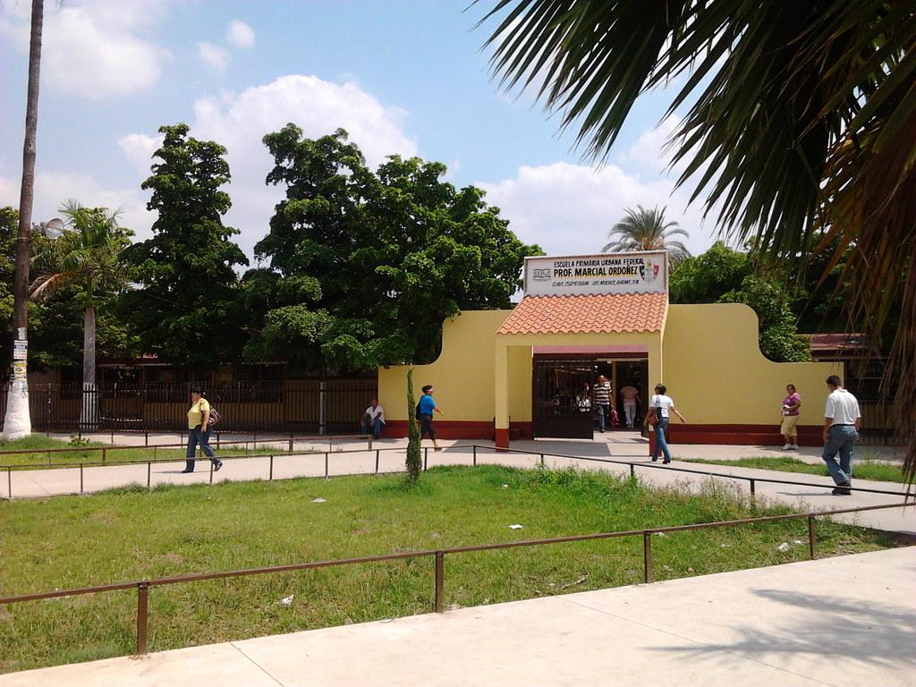 ESCUELA PROF. MARCIAL ORDOÑEZ LOS MOCHIS SINALOA | Escuela P… | Flickr
