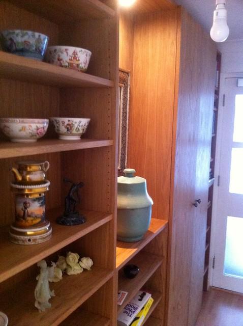 Hallway, Display & Storage