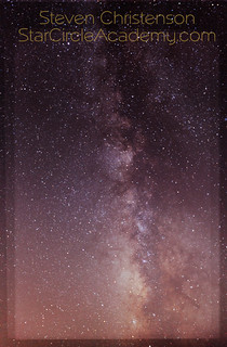 Urban Milky Way [C_036919-23PSavg] | by Steven Christenson