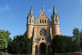 Kapelle / Hauptfriedhof Braunschweig