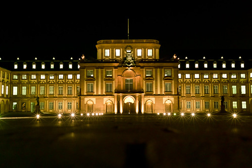 Mannheimer Schloss   by tjschloss