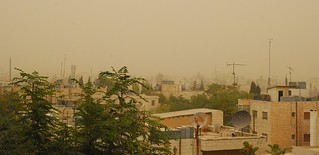 Amman - Sandstorm and smog | by Magh