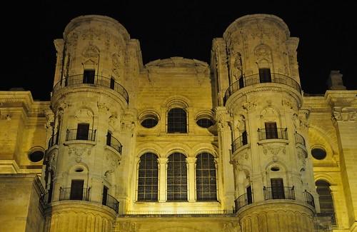 Málaga de noche_9