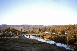 Old Jindabyne & the Snowy River 1965