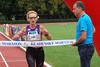 Alena Krcháková, vítězka závodu žen, foto: Zdenek Krchák