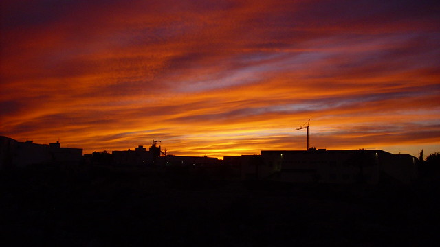 Sky Ablaze