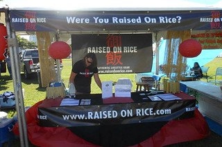 Show booth - Raise on Rice | by MrBigCity