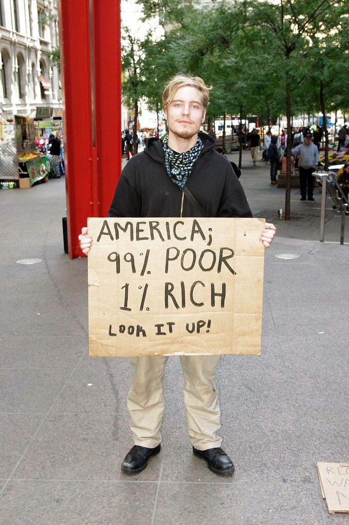 Day 3 Occupy Wall Street 2011 Shankbone 5