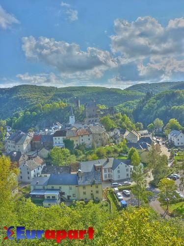 Esch-sur-Sûre, Luxembourg | by John Williams / Eurapart