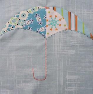 DHWQ Week 13 - Umbrella | by Quiltjane