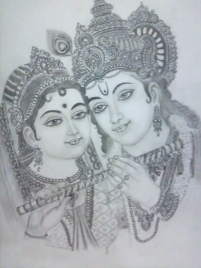 Radha krishna by raadheraadhe radha krishna by raadheraadhe