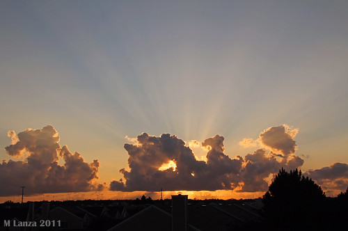 sun sunrise dawn twilight day bright florida cloudy jacksonville rays crepuscularrays