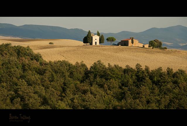 Barren Tuscany 4.
