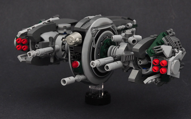 Si-Ma.K 5150 - Bow Fighter