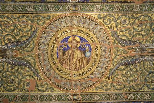 Mosaïque de l'Eglise du Souvenir - Berlin - Allemagne | by Micky75017