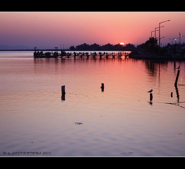 Mavisehir Sunset # 09