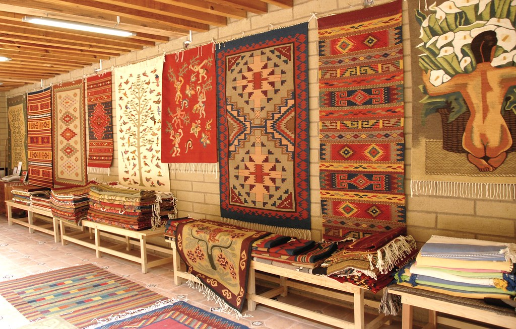 Zapotec Rugs Oaxaca Wool Rugs And Wall Hangings