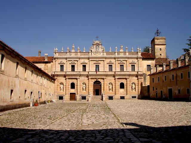Padula - Certosa di di San Lorenzo