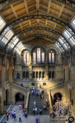 Natural History Museum | by Hexagoneye Photography