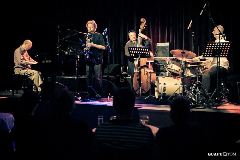 Mixtuur + Eastern Boundary Quartet