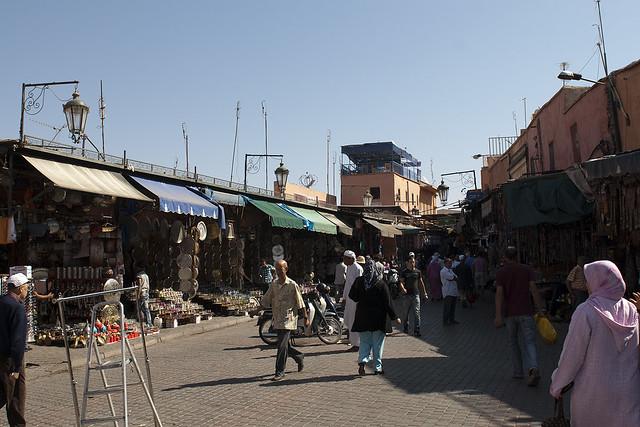 Place Bab Fteuh