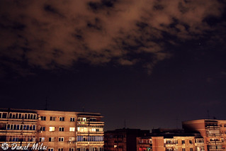 Night sky in Bucharest (extracted from the timelapse video) | by Daniel Mihai