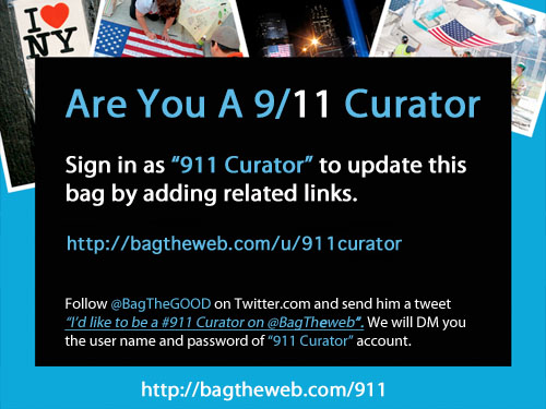 Are You A 9/11 Curator