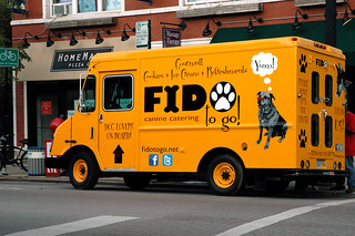 Food truck for dogs | by LoriQoPB