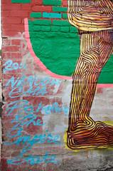 Gaia & Nanook - Sheridan Avenue Mural by PaulTakesPhotos