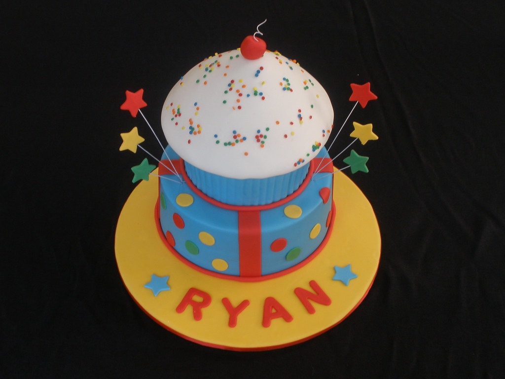 By Cakes AK Happy 2nd Birthday Ryan