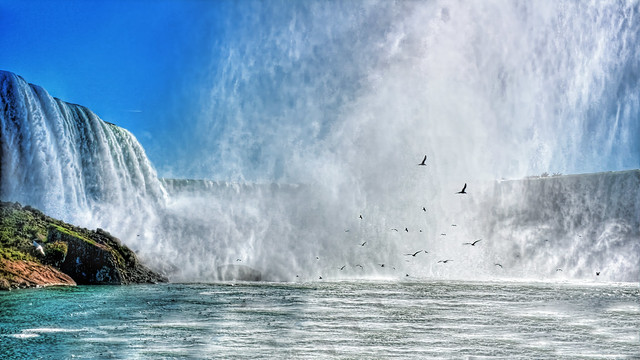 Niagara Falls N.Y. - Maid of the Mist 09
