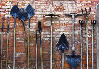 Old Garden Tools | by garryknight