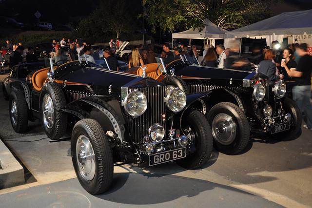 Rolls Royce twins