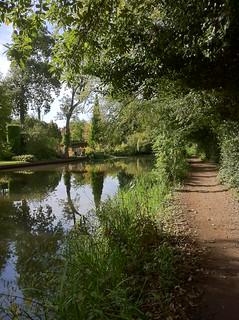 Basingstoke Canal Ash Vale
