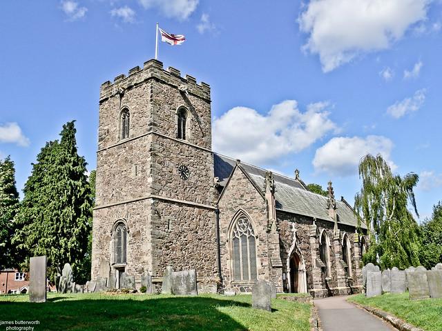 St. Mary's Church Anstey