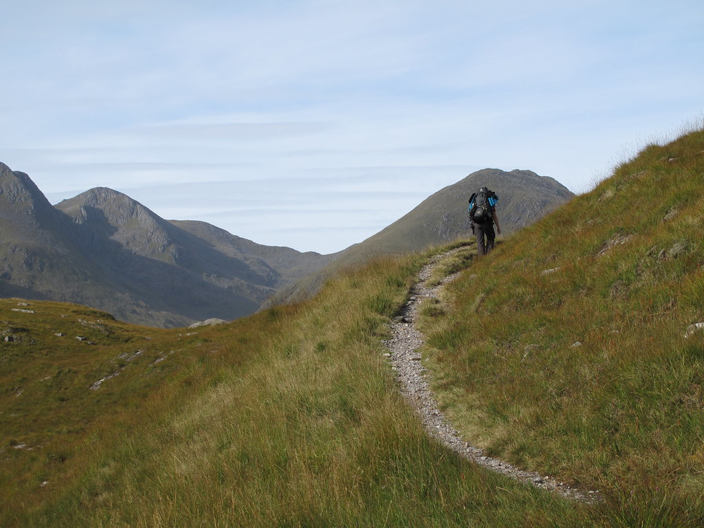Shortly after the Bothy
