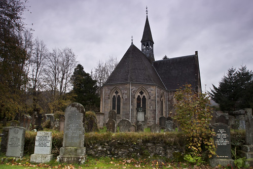 Luss Parish Church | by Andy Magee