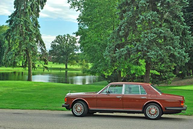 1980 - 1989 Rolls Royce Silver Spirit