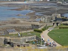 Elizabeth Castle St Helier Jersey